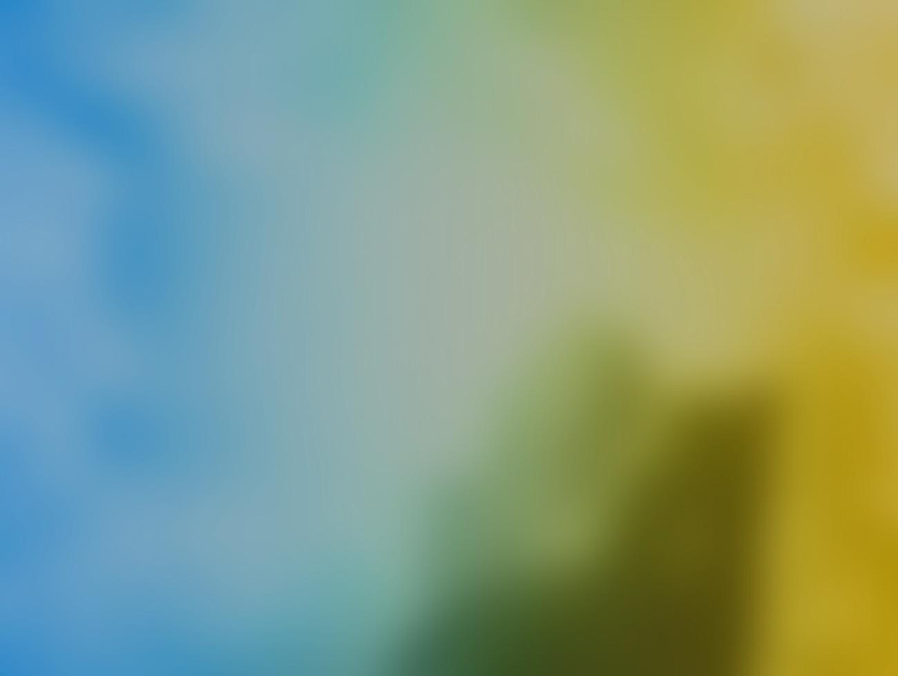 Color Header Blur
